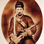 Abraham Dern, 1st Maryland Cavalry, Potomac Home Brigade, Co. A (U.S. Army Military History Institute)