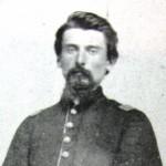 Albert M. Hunter, 1st Maryland Cavalry, Potomac Home Brigade, Co. C (U.S. Army Military History Institute)