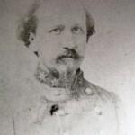 Bradley T. Johnson, 1st Maryland Infantry (U.S. Army Military History Institute)