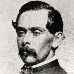 Franklin Hitchcock, 1st Maryland Cavalry, Potomac Home Brigade, Co. A (U.S. Army Military History Institute)