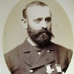 George W.F. Vernon, 1st Maryland Cavalry, Potomac Home Brigade, Co. A (U.S. Army History Institute)