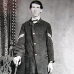 Henry Shade, 1st Maryland Infantry, Potomac Home Brigade, Co. B (later 13th Maryland Infantry, Co. B) (U.S. Army Military History Institute)