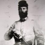 Ignatius Waters Dorsey, 1st Maryland Cavalry (U.S. Army Military History Institute)