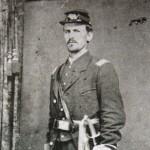 John W. Drenner, 1st Maryland Infantry, Potomac Home Brigade, Co. H (later 13th Maryland Infantry, Co. H) (U.S. Army Military History Institute)