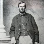 John D. Long, 1st Maryland Cavalry, Co. I (U.S. Army Military History Institute)