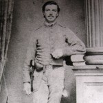 John P. Sellman, 1st Maryland Cavalry, Co. A (U.S. Army Military History Institute)