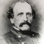 John A. Steiner, 1st Maryland Infantry, Potomac Home Brigade (later 13th Maryland Infantry, Co. F& S) (U.S. Army Military History Institute)