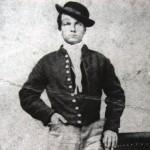Joseph F. McKinney, 1st Maryland Cavalry, Potomac Home Brigade, Co. C (U.S. Army Military History Institute)