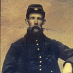 Luther Brewer, 1st Maryland Cavalry, Potomac Home Brigade, Co. G (U.S. Army Military History Institute)
