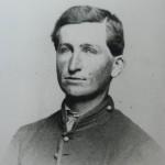 Richard N. Gilson, 1st Maryland Cavalry, Potomac Home Brigade (U.S. Army Military History Institute)