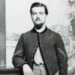 William N. Currens, 1st Maryland Cavalry, Potomac Home Brigade, Co. C (U.S. Army Military History Institute)
